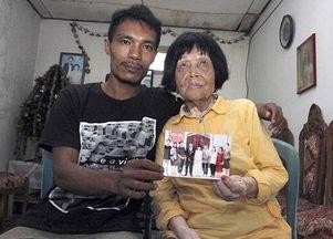 嗓音太迷人 28岁小伙爱上82岁老妇 她体贴又充满活力