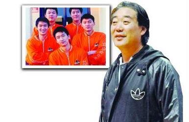 中国篮坛一个传奇离世 培养奥神一批青年才俊