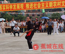 武林杯 蕉城区第四届武术比赛在赤溪落下帷幕 -打印文章