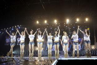 少女时代香港演唱会成功落幕 趁势2月泰国开唱