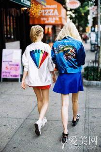 光棍节教你穿衣打扮 街头变时尚达人疯狂吸睛 图 9