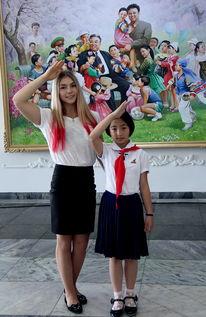 ...岁俄罗斯少女游朝鲜