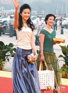 刘亦菲母亲年轻照片欣赏,揭刘亦菲妈妈的神秘身世与情史 图