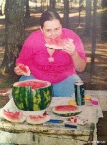 exo跨越千年之恋之不变的心跳-俄罗斯妹纸Tanya,从小家境不好又爱吃垃圾食品,长成200多斤胖妹...