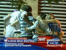 府丹佛市的一家电影院发生一起枪击惨案,当很多观众正在这家影院熬...
