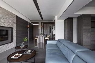 家的装修不再成为炫耀的资本,-台式风 高级灰 逼格更高