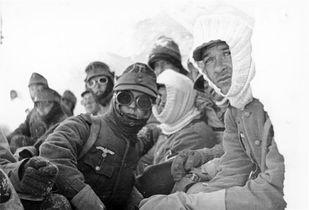 1940年,德国山地部队在挪威纳尔维克.-图说二战 一 纳粹横行的1940