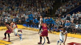 NBA2K17 全模式游玩图文心得