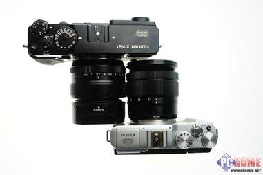 ...film X M1套机 XC 16 50mm数码相机镜头性能评测