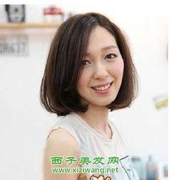 2012女生帅气短发图片大全 8