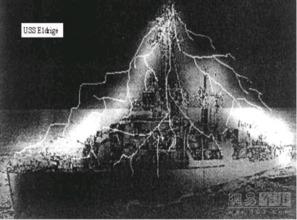 超时空转换的费城实验:美国海军进行的一项让军舰