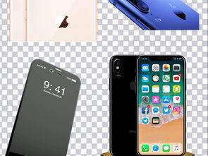 苹果8元素苹果X元素苹果8P素材图片 模板下载 18.79MB 其他大全 科技