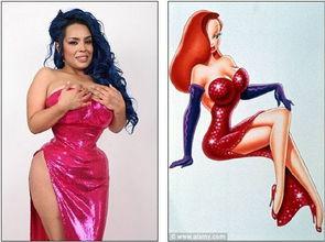 女模特穿紧身衣7年,终于塑成16寸性感细腰