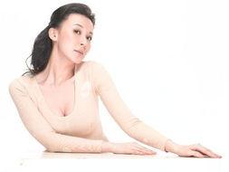 台湾 第一美女 萧蔷性感写真