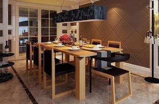 家庭饭桌-家居餐桌如何挑选