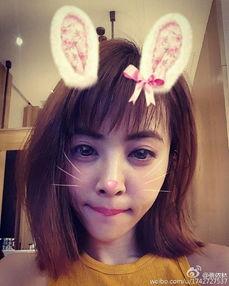 ...爱萌兔似18岁少女 红兔鼻迷倒众粉丝