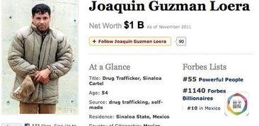 乔奎恩·古兹曼-头号毒枭再度越狱 盘点国外那些 高明 的越狱犯