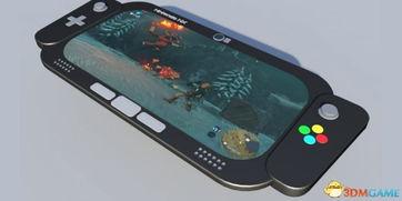 任天堂NX主机最新资讯 预计发售时间及外形设计图