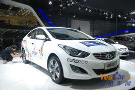三代同堂销售 北京现代朗动于8月23号上市