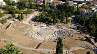 漫步雅典,溯回时间的源头