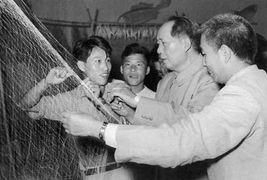 伟大领袖毛主席永垂不朽