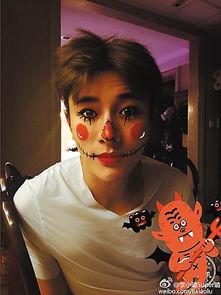 ...圣节装扮PK 中国明星秀恩爱 日本明星开脑洞