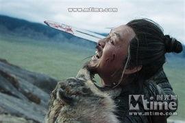 狼灾记 中,狼在交配时如果被看到会怎么