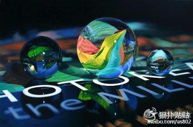 ... Graaf 巅峰超级写实手绘绘画