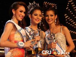 泰国举行变性人选美比赛 人妖美女婀娜多姿