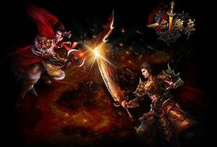 一剑屠龙惊现王者套装 碉堡属性或引血腥争夺