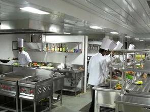 饭店厨房设计图大全-2017原生态饭店装修效果图 房天下装修效果图
