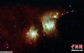 ...望远镜拍摄壮丽宇宙图景