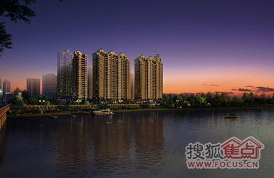 ...网咸阳站提供的外滩一号售楼电话:-图 咸阳城西高性价比楼盘一览