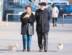 老头和老头睡觉-...道 家庭和睦 睡眠充足 运动适当