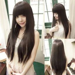 女生长发:长直发发型-2014年女生发型流行趋势抢先看