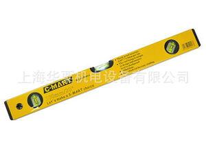 台湾西玛铝合金水平尺 高精度 平衡尺无磁 D0014