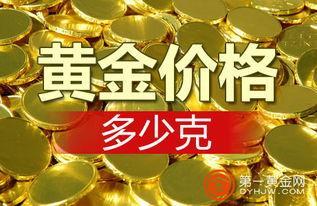 黄金价格今天多少一克 最新国际黄金价格查询 4月29日