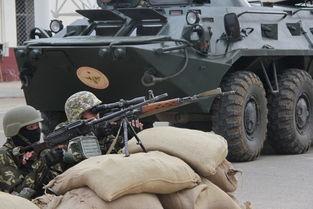 和平使命 2014 实拍吉尔吉斯斯坦特种兵城市反恐训练