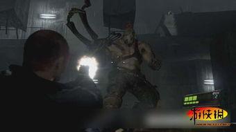 生化危机6 变种僵尸与边跑边射玩法设定图