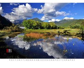 唯美风景图片大全山水真实