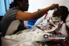 妈妈带6岁女儿去肯德基 女儿厕所被砍10多刀