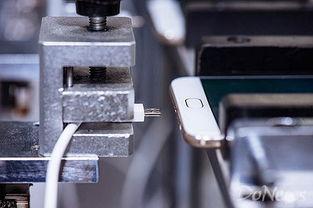 VOOC闪充数据线插拔测试-OPPO成为中国第二大手机厂商 华为排第一