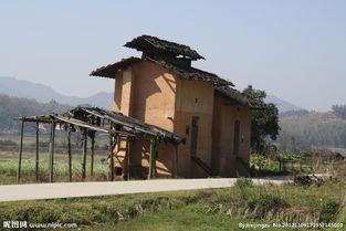 土房子图片