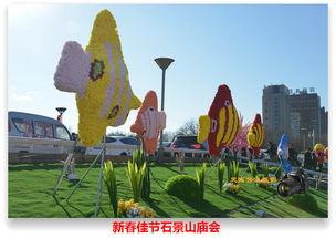 新春佳节,走进石景山游乐园