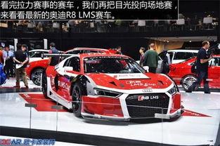 ...并存 2016北京车展上的赛车