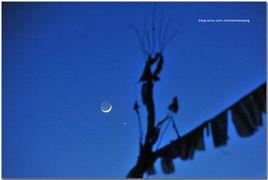 ...月色很美,还有一颗星星陪伴左右-悠游网 旅游指南 探秘古格王朝解...