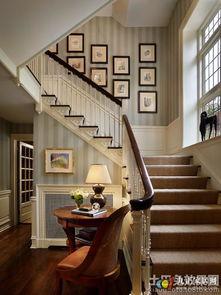 私人别墅楼梯设计