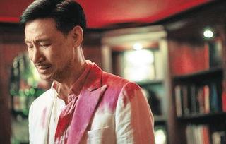 张学友(《暗色天堂》)-香港电影金像奖缺乏 小鲜肉 影帝平均年龄超...