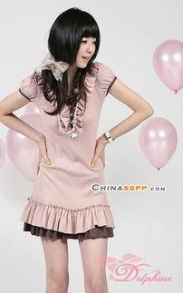 ...嫩粉迷你裙展现少女魅力-消费情报 12款优雅时尚的靓丽美裙
