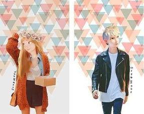 求冰雪女王和杰克冻人一张同人图,杰克穿的是艾莎的衣服男版,艾莎...